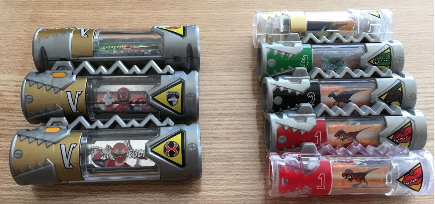 獣電池比較