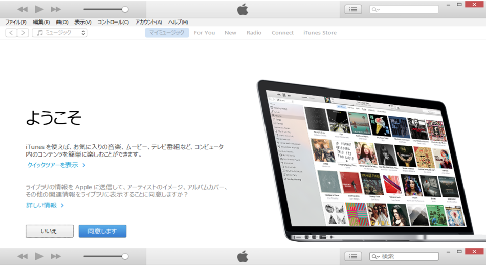 iTunesインストール画面6